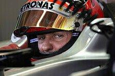 Formel 1 - Silbernes Streben nach Gl�ck: Die Akte Schumacher: Das Pech f�hrt mit