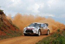 WRC - Al-Attiyah: WRC-Premiere auf Asphalt