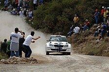 WRC - H�rteste Pr�fung im Kalender: Ogier holt Rang sieben bei Akropolis-Rallye