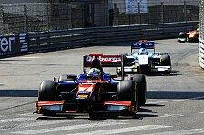 GP2 - Valsecchi knapp geschlagen: Ericsson im Training voran