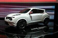 Auto - Kompakter Crossover erster Serienspross der Motorsportabteilung: Premiere f�r Nissan Juke Nismo
