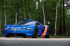 Auto - Der neue Renault Alpine A110-50