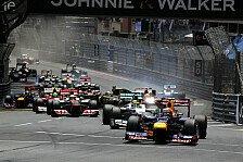 Formel 1 - Fakten zum Grand Prix in Monte Carlo