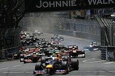 Formel 1 - Regelstabilit�t und Reifen als Action-Garant: Whitmarsh: Saison f�r Fans gro�artig