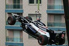 Formel 1 - Trotzdem weiter optimistisch: Williams: An der B�rse der gro�e Verlierer