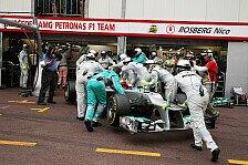 Formel 1 - Nichts �berst�rzen: Mercedes bleibt ruhig und konzentriert