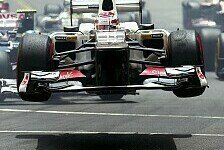 Formel 1 - Bisher der Beste aus Japan: Jones spricht sich f�r Kobayashis F1-Verbleib aus