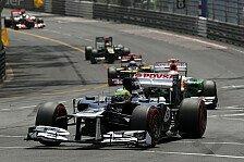 Formel 1 - Strategie in Monaco war keine �berraschung: Gillan: Maldonado-Strafe nachvollziehbar