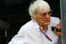 Formel 1 - Nur ein paar Leute, die Krach schlagen: Ecclestone: Noch 50 Jahre in Melbourne