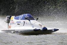 Int. ADAC MSG Motorboot Cup - Auf der Mosel findet das Internationale ADAC Motorbootrennen statt: Kevin Jansen will weiter punkten