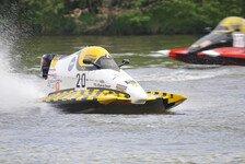 Int. ADAC MSG Motorboot Cup - Der Weg zum Titel f�hrt 2012 �ber Kim Lauscher: One-Man-Show von Kim Lauscher