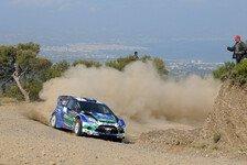 WRC - Im Ford Focus mit 1,0-Liter-EcoBoost-Motor zu Bestwerten: Jari-Matti Latvala stellt Weltrekorde auf