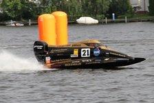 ADAC Motorboot Masters - Auf der Mosel findet das Internationale ADAC Motorbootrennen statt: Manuel Saueressig beim Heimrennen in der Pflicht
