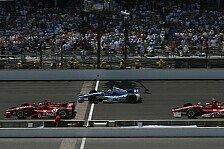 IndyCar - Dixon & Kanaan werfen Naivit�t vor: Franchitti: R�ckendeckung nach Sato-Duell