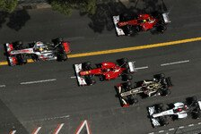 Formel 1 - Die F1 spielt verr�ckt: Video - Ger�chtek�che deluxe nach Monaco
