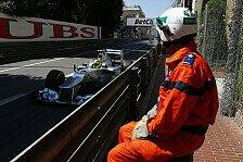 Formel 1 - Umherfliegende R�der und Wracks: T�dliche Unf�lle von Streckenposten seit 1962