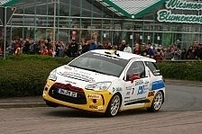 DRM - Riedemann fährt bei Geko Ypres Rally