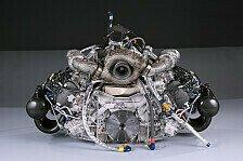 WEC - Mono-Turbo als gr��te Chance im Sportwagen-Motorenbau: Le Mans: Audi mit VTG-Technologie