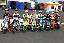 ADAC Pocket Bike Cup - Bilder: Saison 2012