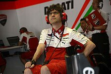 MotoGP - Gesundheitliche Probleme: Preziosi zieht sich zur�ck