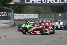 IndyCar - Franchitti nicht in den Top-12: Dixon schl�gt Power im Qualifying