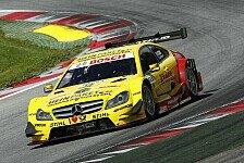 DTM - H�rte und Kampf am Limit: Coulthard: Norisring eine echte Fahrerstrecke