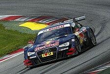 DTM - Audi: Mit Zuversicht in die zweite Saisonhälfte