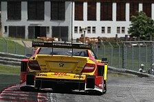 DTM - Reifen oder Regen? Egal!: Coulthard: Hinten starten, hinten ankommen