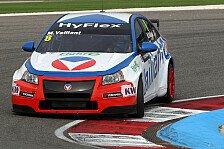 WTCC - Der n�chste Chevy-Erfolg: Alain Menu f�hrt Start-Ziel-Sieg ein