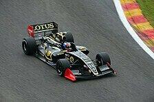 WS by Renault - Vorzeitiges Comeback ausgeschlossen: Verletzter Stanaway: Keine R�ckkehr 2012