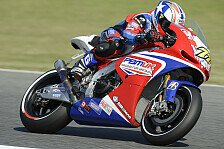 MotoGP - Eigenes Chassis und zwei Fahrer: Paul Bird startet 2013 voll durch