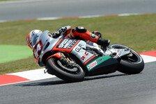 MotoGP - Noch gro�e Steigerungen m�glich: Pasinis Gef�hl zwang zum Datensammeln