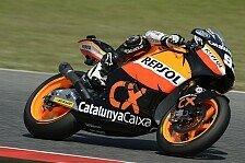 Moto2 - Podest und Punkte wieder auf dem Konto: Strafe gegen Marquez wieder zur�ckgezogen