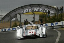 24 h Le Mans - Vortest: Audi am Nachmittag wieder vorne