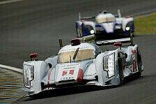 24 h Le Mans - Audi dominiert Training in Le Mans