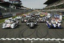 24 h Le Mans - Vorschau: Die LMP-Klasse in Le Mans
