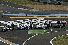 WEC - Zusammen mit Porsche kommen neue LMP1: ACO gibt Reglement f�r 2014 bekannt