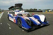 24 h Le Mans - Toyota hat noch Luft nach oben