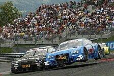 DTM - Punkte ja, Podium nein: R�ckblick 2012: Filipe Albuquerque