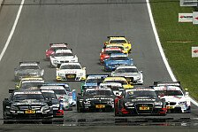 DTM - Audi vor BMW und Mercedes: Video - Sensations-Sieg f�r Mortara in Spielberg