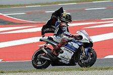 MotoGP - Die Silly Season abgeh�ngt: Lorenzo bleibt bis Ende 2014 bei Yamaha