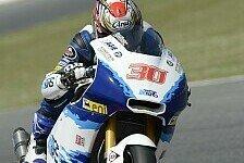 Moto2 - Die Pole vor der Nase weggeschnappt: Espargaro sorgte bei Nakagami f�r Frust