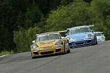 Carrera Cup - N�rnberg tauscht Autoverkehr gegen Motorsport: Unterwegs am Norisring