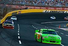 NASCAR - 1. Frau auf Startplatz 1: Historisch: Danica Patrick holt Daytona 500 Pole