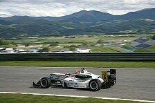 F3 Euro Series - Norisring für Mücke eine Herausforderung