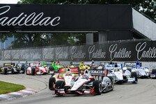 IndyCar - F�r mehr �berholman�ver in Detroit: Strecken�nderung auf Belle Isle