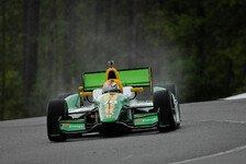 IndyCar - Da waren's nur noch zwei: Lotus: Endg�ltiger Serienausstieg
