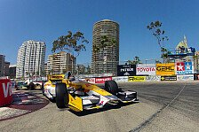 IndyCar - Bei Andretti gibt es keinen Stillstand: Hunter-Reay beklagt zu wenig Testzeit