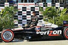 IndyCar - Bilder: Long Beach - 3. Lauf