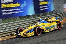 IndyCar - Eingew�hnungsphase mit dem DW12 ist vorbei: In Zukunft weniger Testzeit f�r die Teams